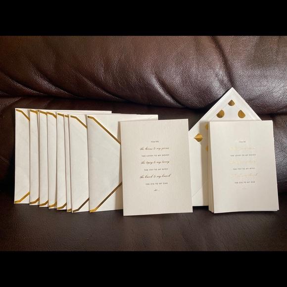 Kate Spade ♠️ Hocus To My Pocus Bridesmaid Cards